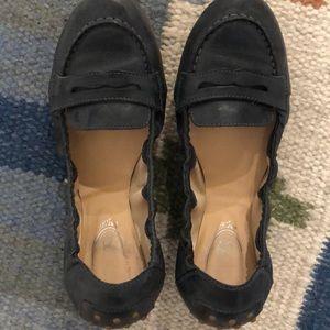 Tods Loafer Ballet Shoes Dee Ballerina